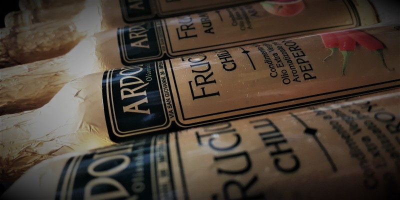 Aromatized & Flavored Oils-1